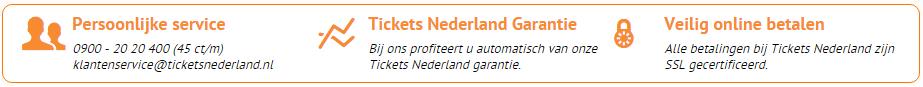 Ticketsnederland - tickets nederland ervaringen