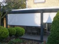 Een uitvalscherm in Utrecht tegen warmte in uw huis